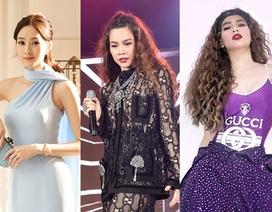 Hà Hồ quay lại chiếm lĩnh thời trang sao Việt; Đặng Thu Thảo thon gọn sau sinh