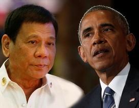 Lời xin lỗi muộn của Tổng thống Philippines dành cho ông Obama