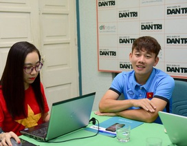 Minh Vương chia sẻ về những giọt nước mắt của thầy Park Hang Seo
