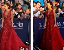 Kate Beckinsale trẻ đẹp ngỡ ngàng