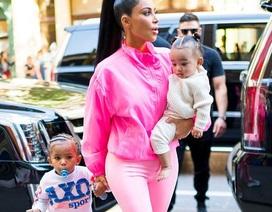 Ba nhóc đáng yêu của Kim Kardashian