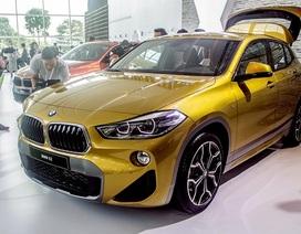 BMW X2 có mặt tại Việt Nam với giá trên 2 tỷ đồng