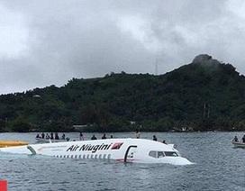 Có 4 công dân Việt trong vụ máy bay lao thẳng xuống biển tại Micronesia