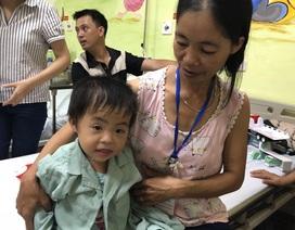 Bệnh viện Tim Hà Nội phẫu thuật miễn phí cho bé Trần Thị Như Ý