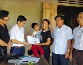Bạn đọc giúp đỡ gia đình anh Trần Hưng Khánh hơn 80 triệu đồng