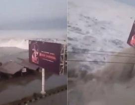 Indonesia dỡ bỏ cảnh báo sóng thần ngay trước khi sóng cao 6 mét đổ bộ
