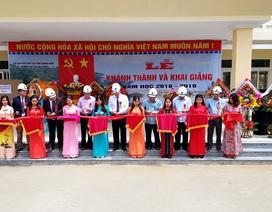 Quảng Nam: Khánh thành trường THPT ở vùng biên giới, sẵn sàng cho năm học mới