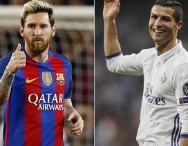 Messi thừa nhận thực tế đáng buồn của Real Madrid khi thiếu C.Ronaldo