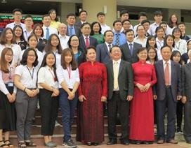"""ĐH Quốc gia TPHCM: Kiến nghị giữ nguyên tên gọi """"Đại học quốc gia"""""""