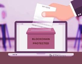 Nhật ứng dụng công nghệ blockchain trong cuộc bầu cử sắp tới