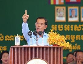 Thủ tướng Campuchia cảnh báo cho các bộ trưởng lười biếng thôi việc