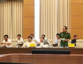 Thượng tướng Lê Quý Vương: CNC không phải công ty bình phong của lực lượng công an!
