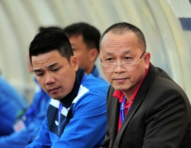 Ứng viên Phó chủ tịch VFF hứa chi tiền túi 10 tỷ đồng/năm cho bóng đá Việt Nam