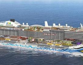 """Chiêm ngưỡng siêu du thuyền """"sang chảnh"""" nhất thế giới có giá 19.000 tỷ đồng"""