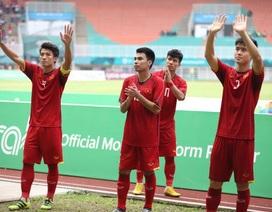 Hà Nội chưa tính đến việc khen thưởng cầu thủ Olympic Việt Nam