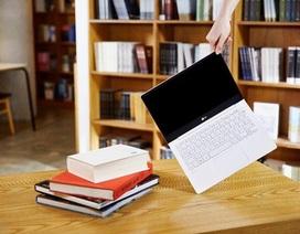 Ra mắt thế hệ mới LG gram 2018 - đối thủ cạnh tranh đáng gờm của MacBook Air