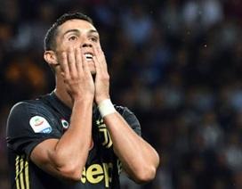 C.Ronaldo tịt ngòi 3 trận ở Juventus: Mảnh đất dữ với CR7?