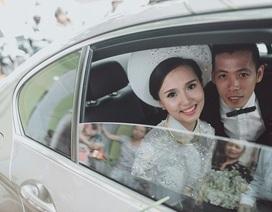 Người vợ giỏi giang, xinh đẹp của Văn Quyết Olympic Việt Nam