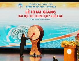 Phó Thủ tướng muốn ĐH Kinh tế Quốc dân lọt top 500 trường khu vực châu Á