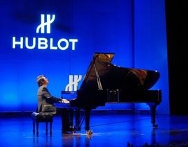 Lang Lang thăng hoa trên sân khấu Hublot loves Art tại Nhà Hát Lớn Hà Nội