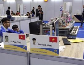 Thi tay nghề Asean lần thứ 12: Đoàn thí sinh Việt Nam xếp hạng 3
