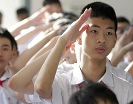 Lễ khai giảng đặc biệt của học sinh khiếm thính ở Hà Nội