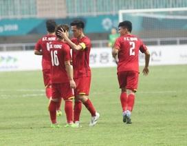 Báo châu Á chấm điểm cao cho màn trình diễn của Olympic Việt Nam ở Asiad 2018