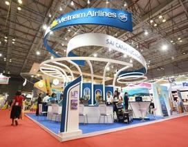 Vé máy bay giảm đồng loạt tại Hội chợ du lịch quốc tế ITE