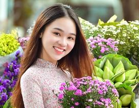 Hoa thu Hà Nội khoe sắc cùng thiếu nữ tuổi 18