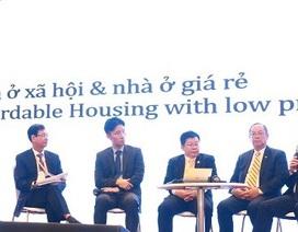 """Phát triển nhà ở xã hội: Phân biệt giàu - nghèo vô hình chung sẽ tạo nên các """"khu ổ chuột"""""""