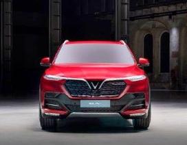 VinFast chính thức công bố hình ảnh mẫu xe sẽ giới thiệu tại Việt Nam cuối năm nay