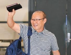 HLV Park Hang Seo tiết lộ bất ngờ với báo chí Hàn Quốc