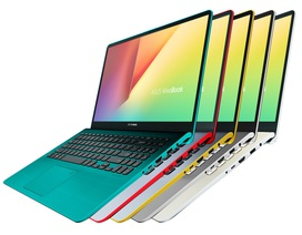 """Asus tung loạt laptop """"màu mè"""" dành cho sinh viên tại Việt Nam"""