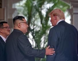 Ông Kim Jong-un khẳng định chưa bao giờ nói xấu Tổng thống Trump