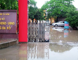 Hà Nội: Quận Nam Từ Liêm kết luận xã Đại Mỗ cấp phép xây dựng khi đang có tranh chấp!