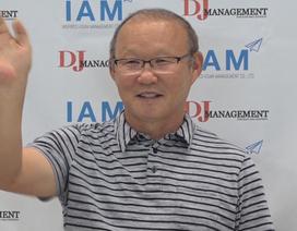 HLV Park Hang Seo nói gì về mức lương nhận được ở Việt Nam?