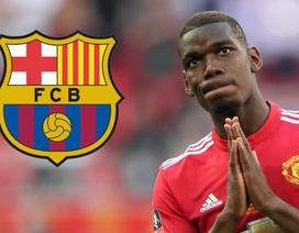 Paul Pogba bóng gió về khả năng rời MU