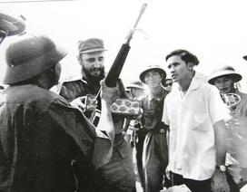 """45 năm lãnh tụ Cuba Fidel Castro thăm """"đất lửa"""" Quảng Trị"""