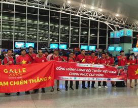 Galle Watch đồng hành cùng đội tuyển bóng đá Việt Nam trên hành trình chinh phục đỉnh cao