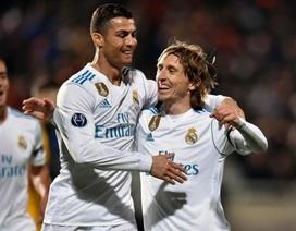 """Luka Modric """"giải oan"""" cho C.Ronaldo"""