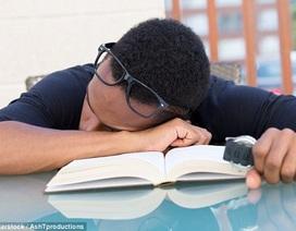 Trẻ được ngủ nhiều hơn sẽ có điểm số tốt hơn