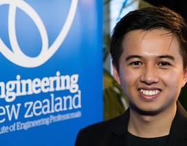 9X Lâm Đồng giành giải cao nhất cuộc thi Sáng tạo cấp quốc gia New Zealand