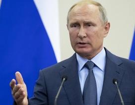 Tổng thống Putin tuyên bố quét sạch phiến quân ở Idlib