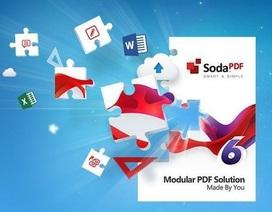 Phần mềm chuyên nghiệp giúp đọc, chỉnh sửa và chuyển đổi định dạng file PDF