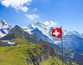 Kiểm tra kiến thức địa lý của bạn về Thụy Sĩ