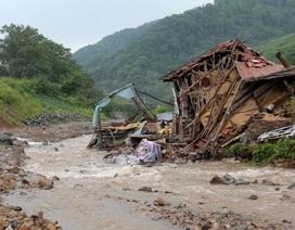 Lũ lớn tại Triều Tiên, ít nhất 76 người chết