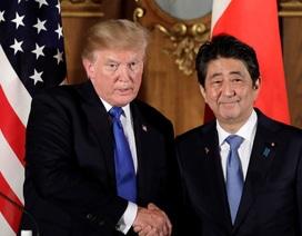 Nhật Bản có thể là mục tiêu chiến tranh thương mại tiếp theo của ông Trump