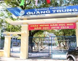 Chủ tịch tỉnh Thừa Thiên Huế yêu cầu chấn chỉnh việc lạm thu đầu năm học
