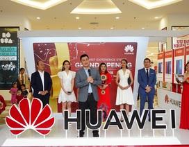 Huawei khai trương cửa hàng trải nghiệm đầu tiên tại Việt Nam