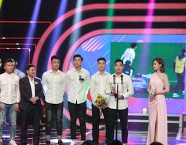 U23 Việt Nam vượt qua Quốc Cơ - Quốc Nghiệp giành giải VTV Award 2018